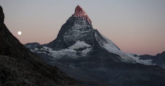 Wandern in der Schweiz – Riffelsee und Gornergrat