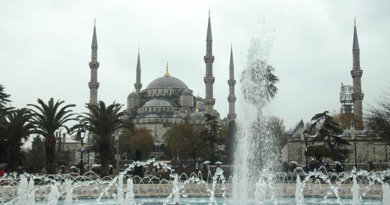 Ein verlängertes Wochenende in Istanbul
