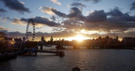 Ein Wochenende in London