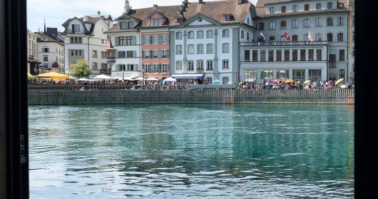 Ein Spontanausflug nach Luzern