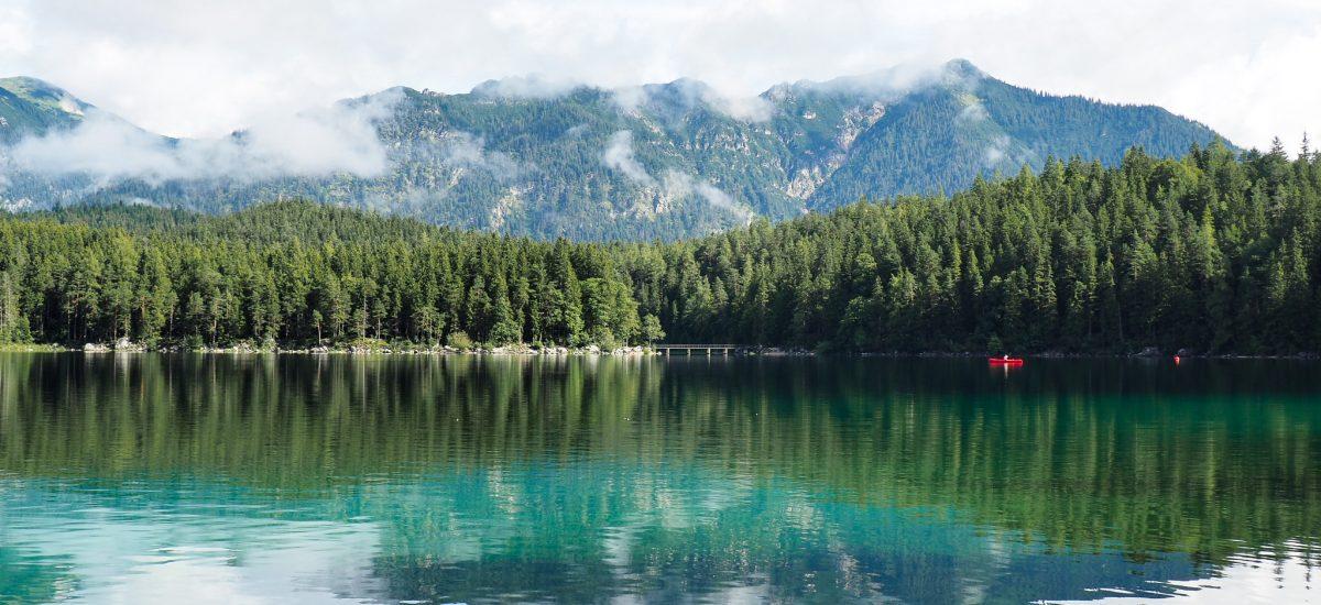 Seentour durch Bayern