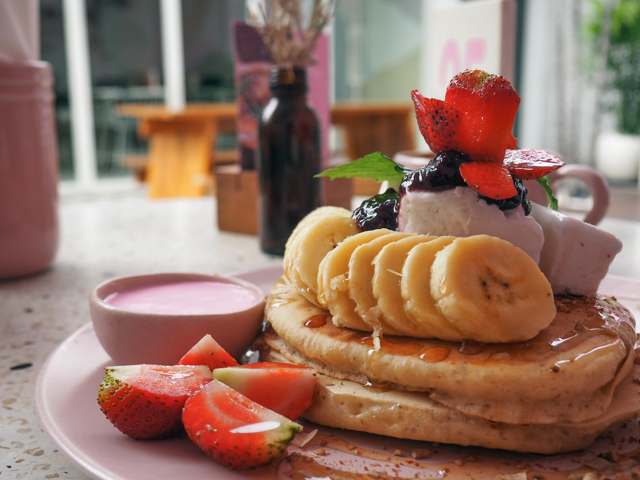 Pancakes im Kynd